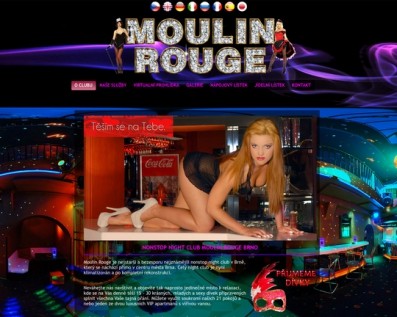 Moulin Rouge Brno